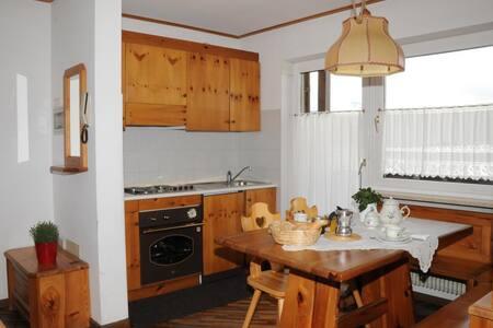 Appartamento 6 posti letto residence Casa Cavalese - Cavalese