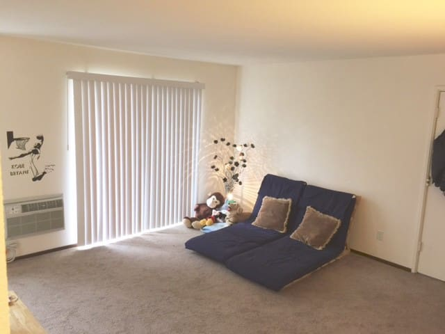 Private Room w/ Private Entrance @ Gated Community - Fremont - Apartament