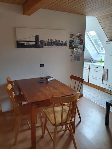 Wohnung in Toplage - Zentrum nahe Stadtpark