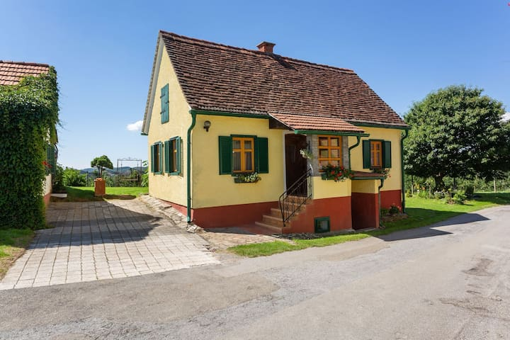 Pleasant Holiday Home in Gersdorf an der Freistritz with Garden