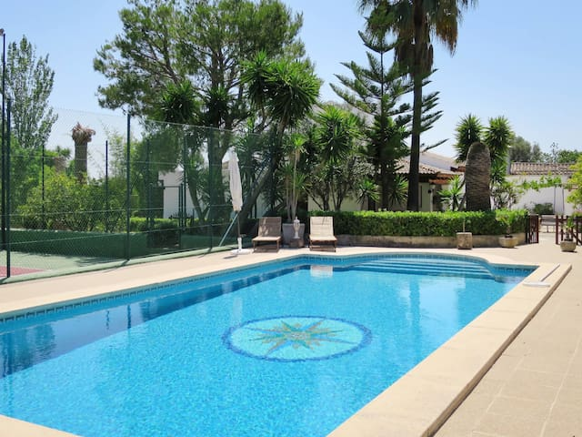 Holiday home in Binissalem for 7 persons
