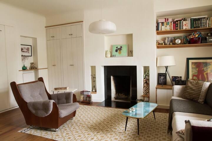 Apartment in charming seaside area - Dublín - Pis