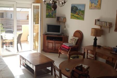 Duplex 60 m2 à l'Ile Rousse