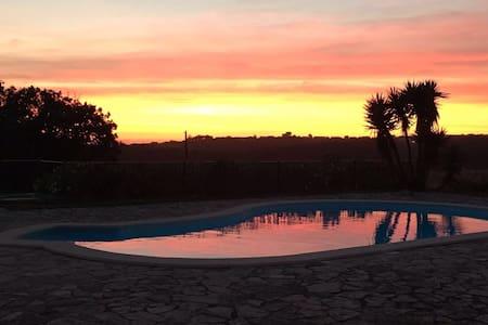 Casa do Cabeço - Casa de Campo com piscina - Benedita - Casa