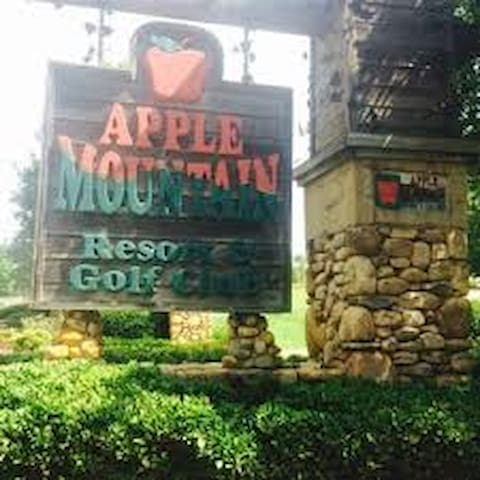 Apple Mountain Resort    Christmas - Clarkesville - Vila