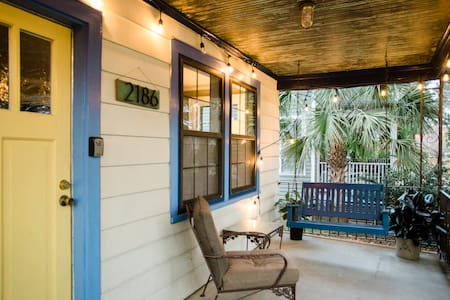 Lowcountry bungalow in the Terrace