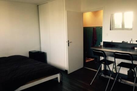 Studio de 25m² à louer pour l'Euro 2016 - Saint-Étienne - Apartment