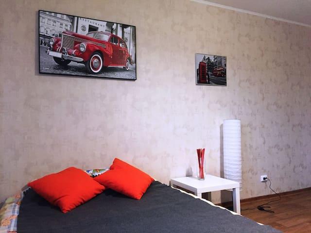 Новая квартира в элитном доме, чистая и уютная - Novosibirsk - Apartment