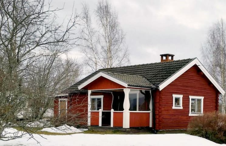 Coasy Cottage, on Sollerön near Mora - Mora S - Cabin