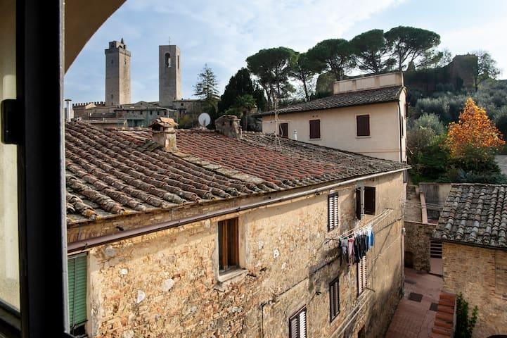 Weekend romantico a San Gimignano