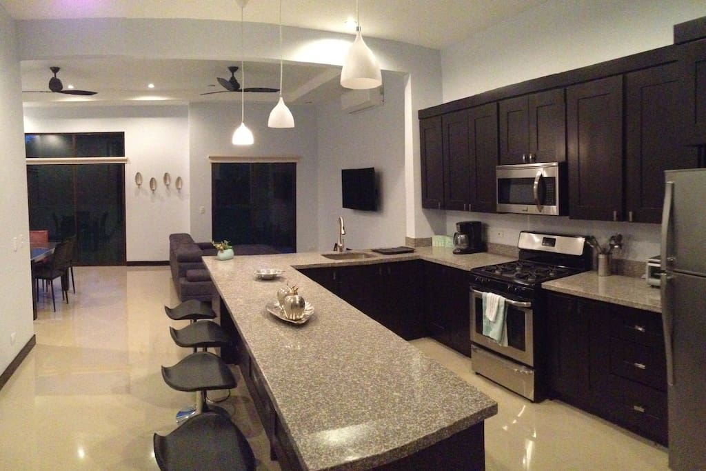 Kitchen / Living area