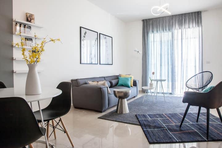 Achrafieh 2BD Apartment