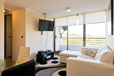 Apartamento 2 dormitorios y Parking - Viña del Mar - Byt