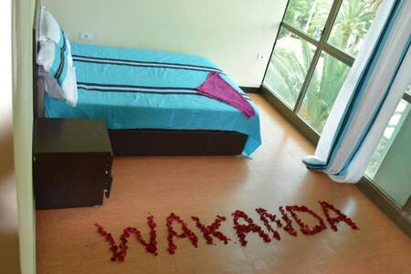Wakanda GuestHouse
