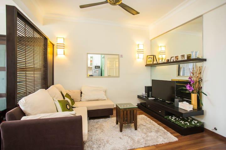 3 mins to Bukit Bintang & Jalan Alor Hawker Street - Kuala Lumpur - Apartment