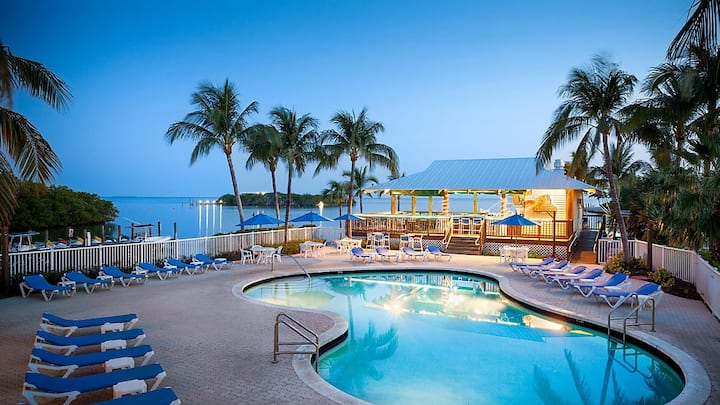 Private Tropical Getaway in the FL Keys: 3/26-4/1
