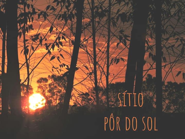 Sítio por do sol 10 km de São João e 15 Tiradentes