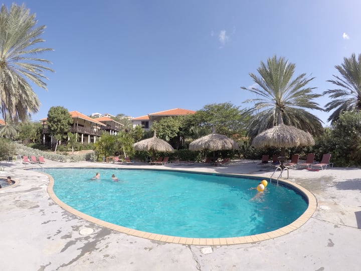 Villa in Golf, Beach and Diving Resort