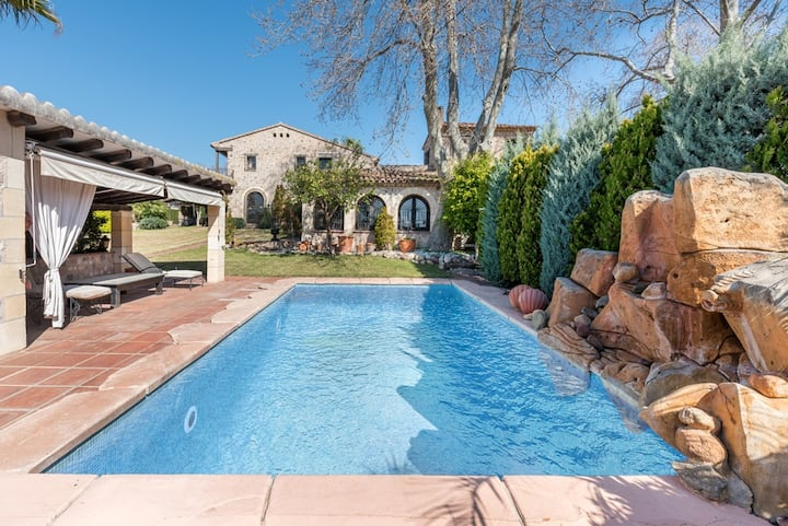 VILLA LE BRUN · Catalan farmhouse with Private Pool