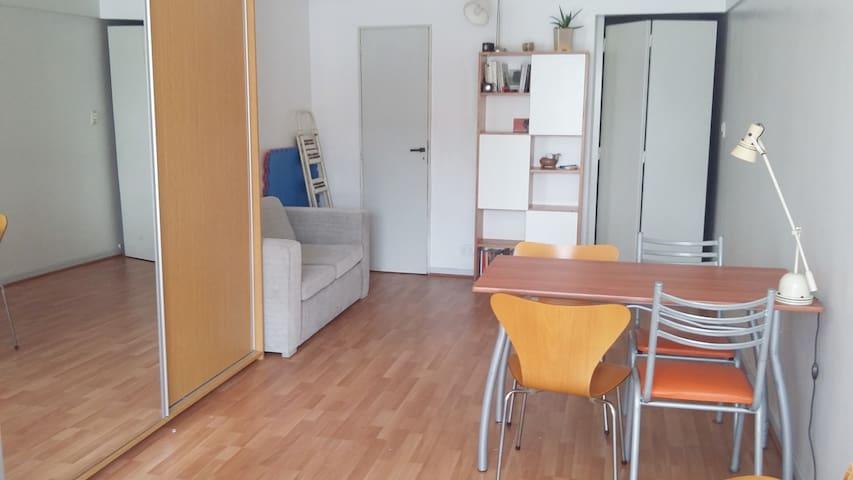Studio /Monoambiente - Fac. de Medicina
