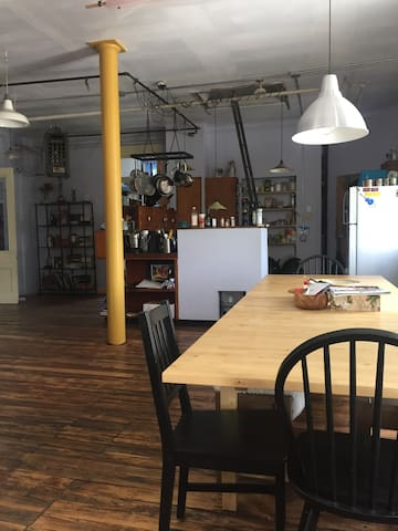 In the heart of Park Slope - Brooklyn - Loft