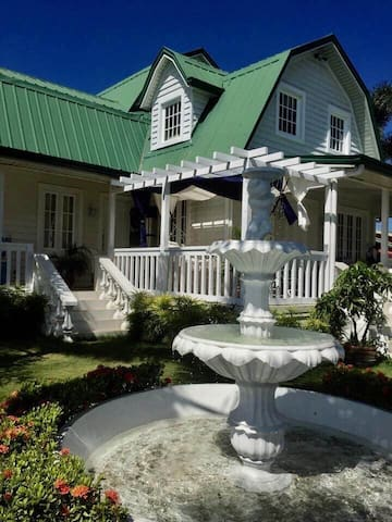 The Whitehouse of Matabungkay Lian Batangas