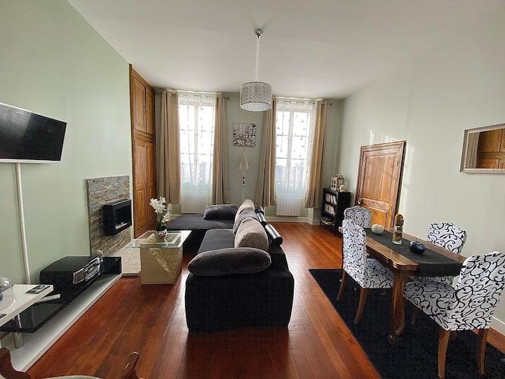 Appartement : Le petit paradis de la Loire