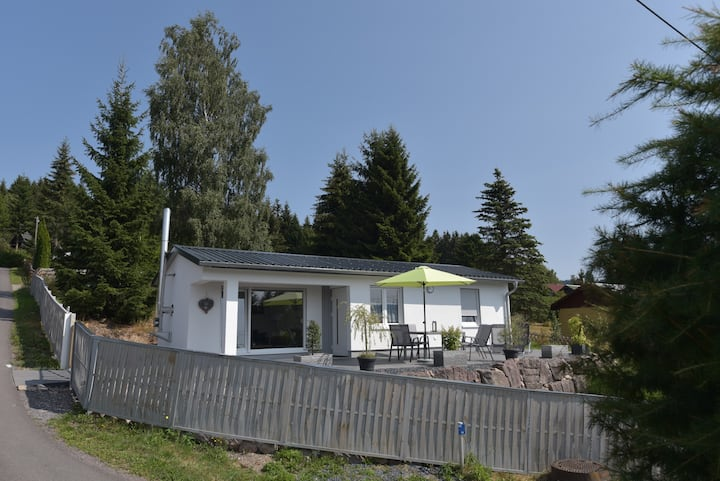 Ferienhaus am Fusse des Rennsteig/ Suhl, Haus Anna