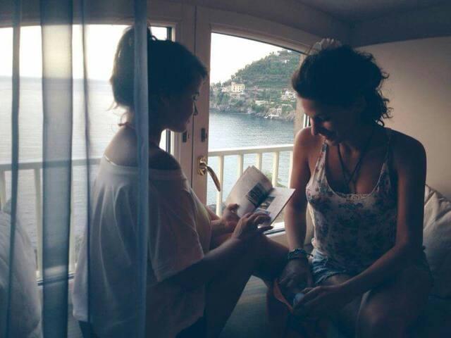 MyCharmingHouse-LUNA Ravello/Minori - Marmorata
