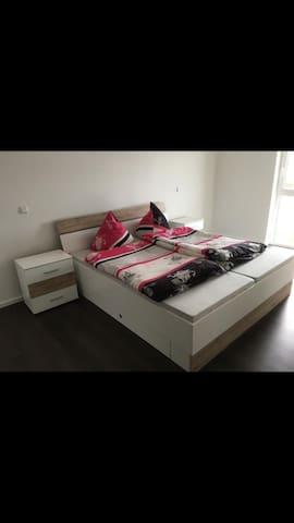 1-Zimmer Gästezimmer, Übernachtung - Büren - Leilighet