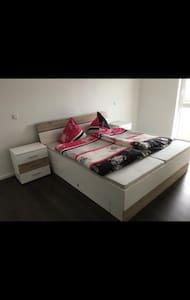 1-Zimmer Gästezimmer, Übernachtung - Büren - Appartement