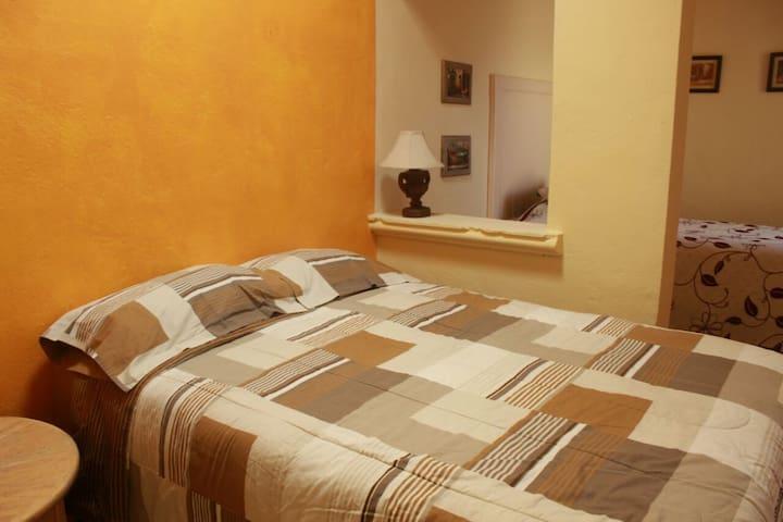Hab. Doble [Baño Privado y Cochera] - San Miguel de Allende - House