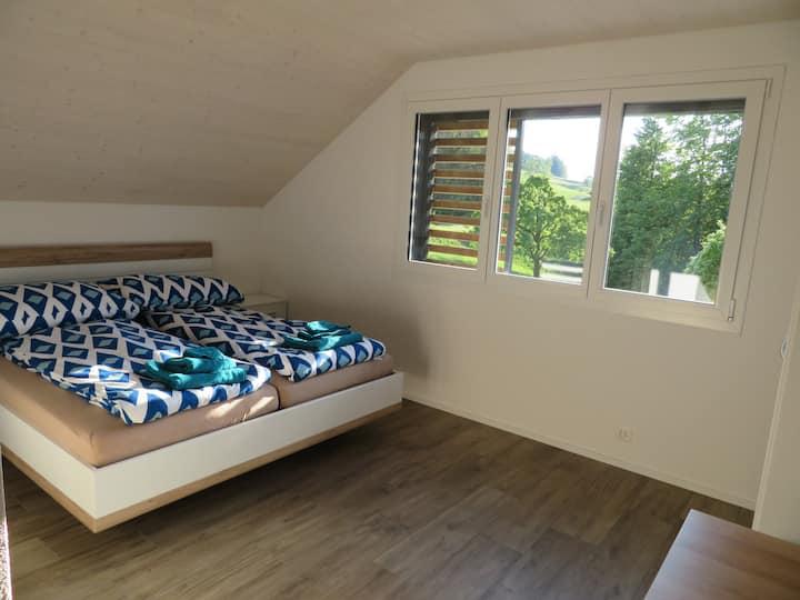 Bachtaler Hof:  Gästezimmer 1