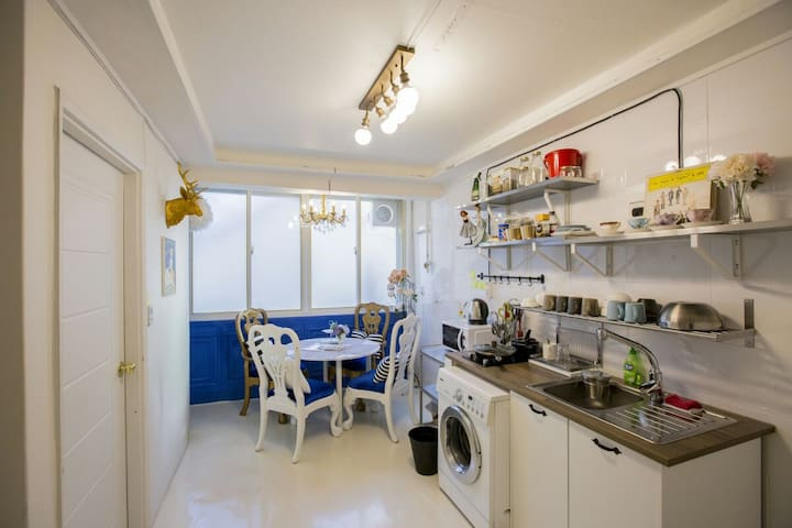 Private 3brs apartment in center of Seoul.(A1-1)