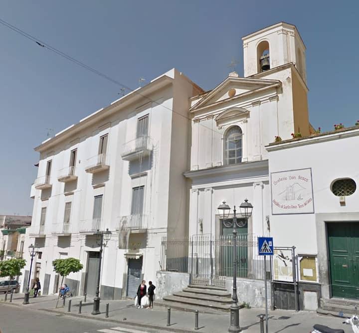 CasaArmonia:comfort in the center of TorredelGreco