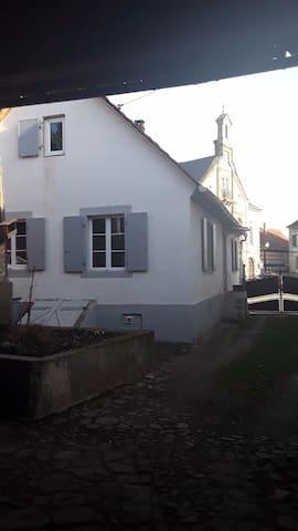 Maison au coeur du centre Alsace - Kogenheim - Huis