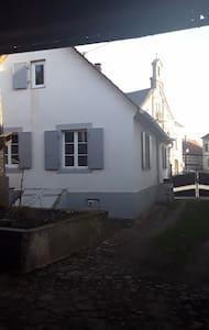 Maison au coeur du centre Alsace - Kogenheim - Dům