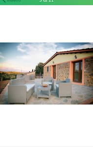 Agriturismo in Maremma Toscana - Ribolla - Bed & Breakfast