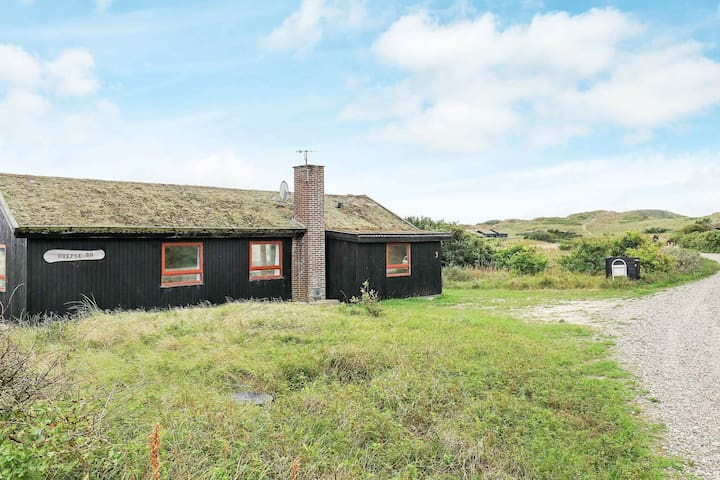 Simplistic Holiday Home in Oksbøl near Sea