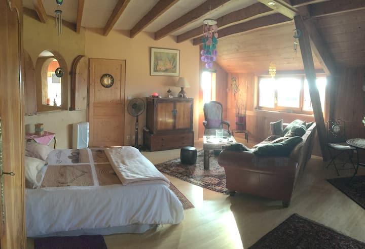 Chambre de charme