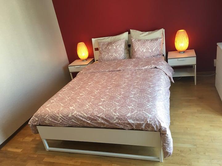 Paris Double Bedroom