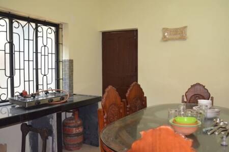 3 bedroom beach villa @ Ashvem beach