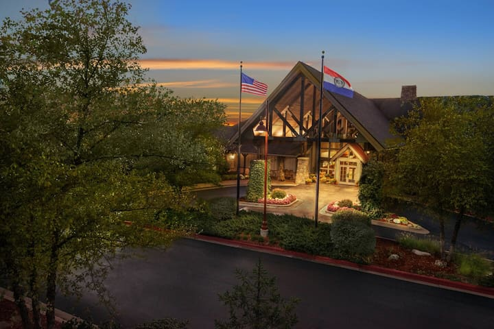 Luxury Studio sleeps 4 at Marriott's Willow Ridge