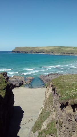 Coastal and Calm, Lush/Beautiful part of Cornwall - Saint Minver - Diğer