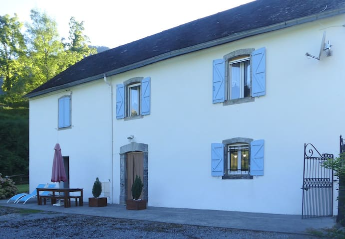 Maison au cœur des Pyrénées