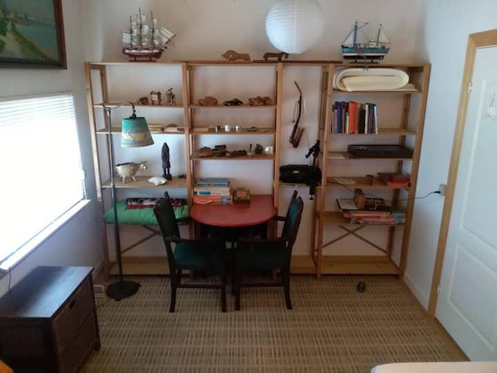 La Mer - Privat værelse med maritimt udtryk