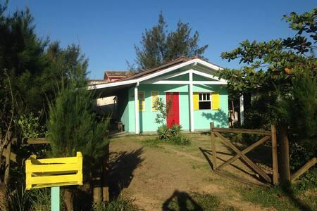 Casa perto do mar. Campo Bom, Jaguaruna