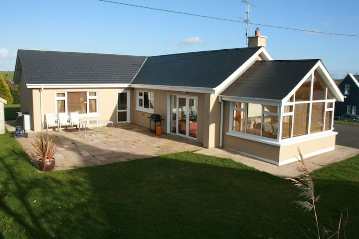Superb holiday home in Wexford seaside village