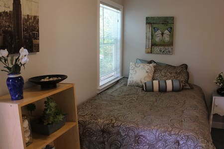 Comfortable Studio Near Bart and Oakland Airport - San Leandro - Huoneisto