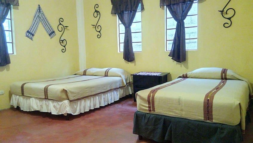 Relax House, dos camas, baño privado, cocina